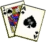 picture of blackjack cards